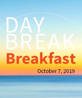 YWCA Central Massachusetts 2019 Daybreak Breakfast