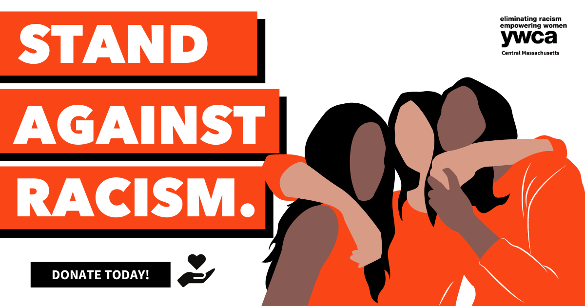 Stand Against Racims fundraising cover image