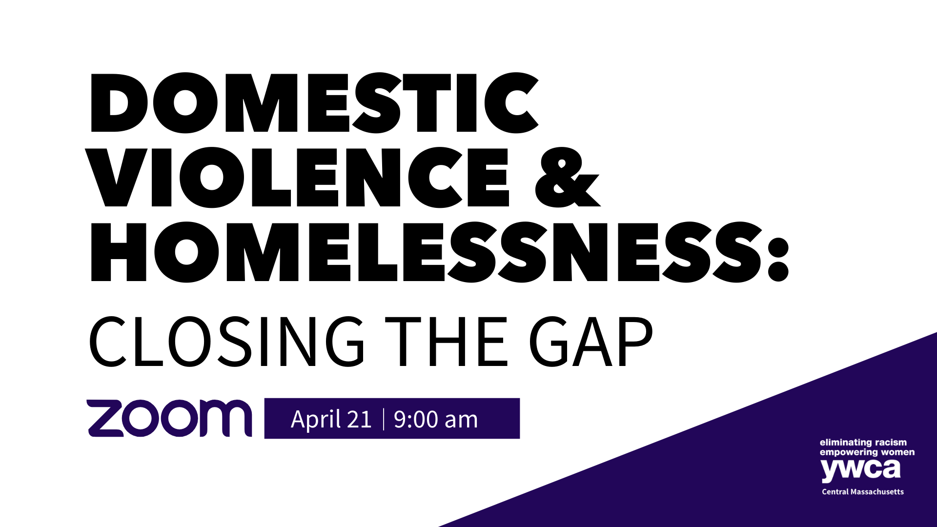 DomesticViolence and Homelessness_ Closing the Gap