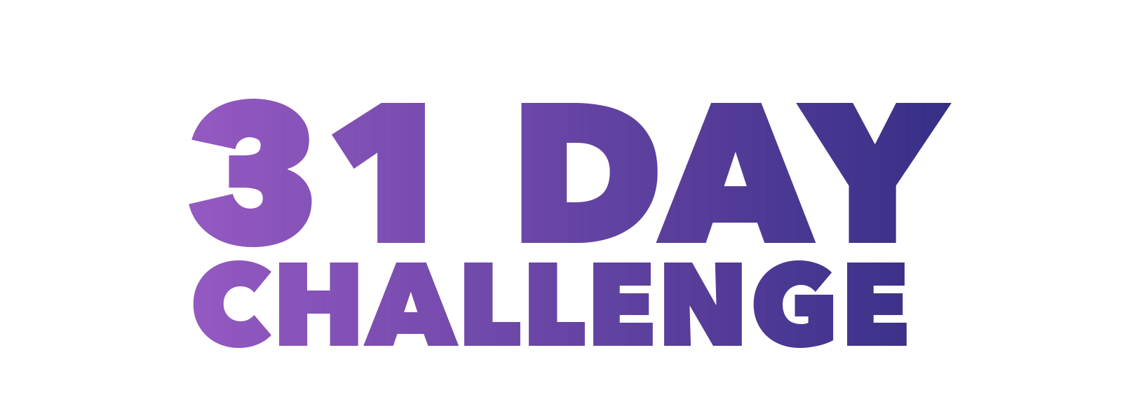 DVAM 31 Day Challenge